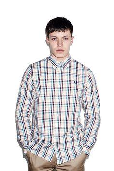 Bold Gingham Shirt