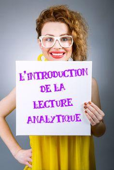 La méthode pour réussir l'analyse d'un texte à l'oral du ...