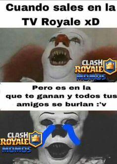 Clash Royale Memes, Clash Of Clans, Tv, Geek Stuff, Funny Memes, Stupid Things, Random, Funny Stuff, Jokes