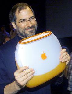 「iBook」を発表=1999年7月21日、ロイター