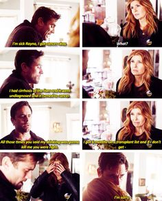 Deacon and Rayna. Nashville Season 3 Episode 15