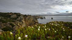 South coast of Portugal