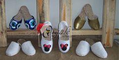 Modelinhos Oigalê!!! Alpargata bordada de forma artesanal!!! Bjos coloridos e brilhantes
