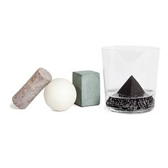 """These stones can be simply left in your freezer, than added to your bourbon for a whole new twist """"on the rocks."""""""