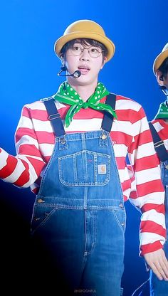 Jin BTS 3RD MUSTER