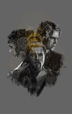 Star Wars Generations - Created by Rafal Rola