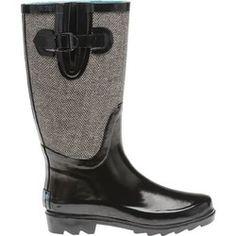 Academy - Austin Trading Co.™ Women's Herringbone Rubber Boots. Size 11