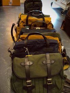 NEW Filson Bags - dieform