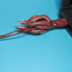 Handmade Gifts   Independent Design   Vintage Goods Squid USB Flash Drive - Home Decor - For The Home