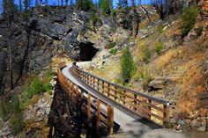 Myra Canyon Trestles