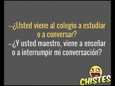 Imagen de chistes, jajaja, and chistes en español