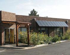 Solar Shade Structure Bifacial Panels Epic School 1