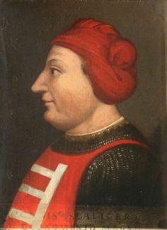 From Wikiwand: Cangrande I della Scala