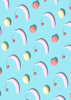 Rainbow Fruit // Violet Tinder Studios