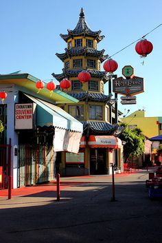 Chinatown LA...Reminds me of my mom...we loved to shop there
