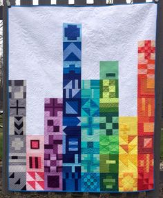 BQF 2015 Small Quilt Category | KatyQuilts - City Sampler