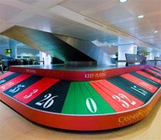 Gambling with your luggage
