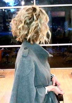 New Short Curly Hairstyles-1