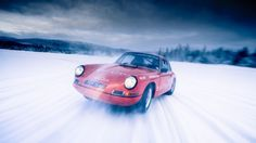 If you're from the South, you've probably learned to be wary when snow is in the forecast. Buckhead AutoSport shares tips on driving in these tricky conditions, whether it's a Porsche 911 or a Land Rover, in the snow. Driving Academy, Ice Lake, Buy Milk, New Porsche, Four Wheel Drive, Dream Cars, Snow, Classic, Pictures