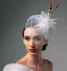 Vogue - 8868 patroon vintage haarstukken en hoedjes | Naaipatronen.nl | zelfmaakmode patroon online