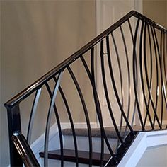 Image result for modern steel balustrade