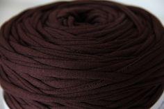 ZtringZ textieldraad Donkerbruin - € 8,00  #Fabric #yarn dark brown #supplies $10.50
