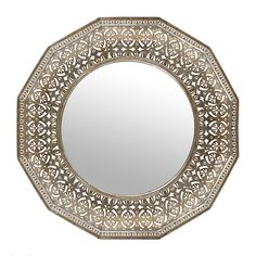Silver Pearle Mirror, 28.5 in. | Kirklands