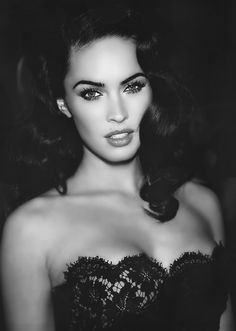 Megan Fox | actor | portrait | glamor | ram2013