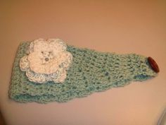 Awwwww... Don'tcha Look So Sweet.      Click Here  for Printable Version    Size H Hook   1 Ball of Cotton Yarn for Band   1 Ball of A...