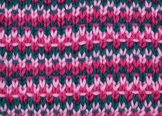 Give the three colour tweed stitch a go this week with our latestSomething for the Weekendinstalment! This intricate looking stitch is easy to achieve with the simplest of stitches such as knit, purl and slip stitches. Perfect for adding interest to garments when you want some interesting colour work without the fuss of following a …