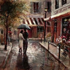 The Lovers - Brent Heighton