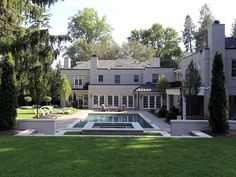 New look for Elmore Leonard home where he wrote for 25 years. The new owner has freshened the Bloomfield Hills, MI house where the writer lived from the late 1980s till his death 2013. 2192 Yarmouth, Bloomfield Hills, MI #Michigan #RealEstate #Authors #ElmoreLeonard