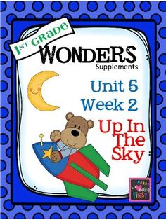 If you are already using or you are new to the Wonders (2014 edition) Reading Program, this 79 page packet is for you. This packet will help you teach the skills in Unit 5 Week 2 of 6. You'll have help with weekly lesson planning, printables for centers or word work activities, anchor charts, essential question posters, vocabulary and spelling practice, and much, much more.