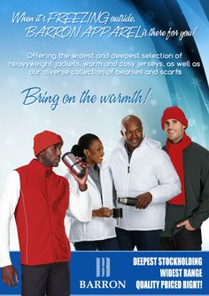 Barron Apparel!!! Corporate Outfits, Brand You, Cosy, The Outsiders, Bring It On, Collections, Winter, Clothing, Winter Time
