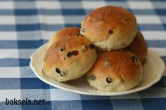 New Recipes, Bread Recipes, Cooking Recipes, Thermomix Bread, Piece Of Bread, Bread Cake, Bread Baking, Raisin, Sweet Treats
