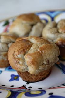 5 minute muffins - gluten free and high in protein
