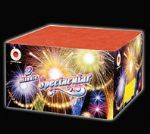 This stunning large bore multi-shot cake fires sequenced rows at over 100 feet of crackling dragons eggs, gold tail to red peony, gold tail to green peony, gold tail to blink peony, gold tail to colour peony finishing with a thunder finale. To buy this firework visit http://www.pyrotexfireworx.co.uk/buyfireworks/2-Minute-Spectacular