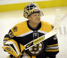 Tim Thomas has proved that there's no age limit when it comes to conquering your dreams. #NHL #Boston #Bruins #hockey #sports