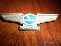EASTERN AIRLINES STEWARDESS PIN