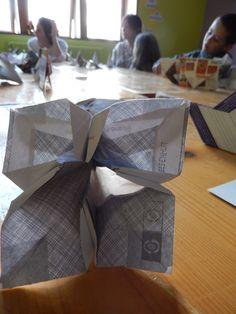 Qui l'eût cru... Une enveloppe peut ressembler à ça aussi !