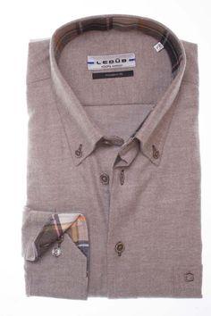 Ledub shirt modern fit 0135406.640.640.000Ledub shirt modern fit 0135406.640.640.000