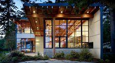 Chucaknut Drive Residence, San Juan Islands by Miller Hull