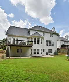 $650,000. Totally renovated beautiful home in Edenwilde. No expense was spared in renovating this home - over $200,000 in upgrades! Newly painted white brick exterior, upgraded light fixtures, hardwoods throughout the home & every bathroom has been updated. #house #home #homemakeover #luxurioushouse #architecture Home Decor Inspiration, Light Fixtures, Luxury Homes, Beautiful Homes, Hardwood, Brick, Advertising, Exterior, Mansions