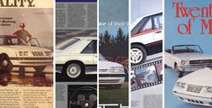 Complete Story of the Special Edition Fox Mustangs