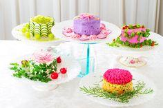 有限会社和秀のプレスリリース(2016年3月23日 09時00分)<新しいサラダのカタチ>まるでケーキのようなサラダ[ベジデコサラダ(R)]のカフェが名古屋栄にオープン!