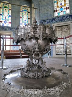 See the Baghdad Kiosk at Topkapı Palace – a 17th century pavilion built to commemorate the Baghdad campaign of Sultan Murat IV http://mikestravelguide.com/things-to-do-in-istanbul-visit-topkapi-palace-topkapi-sarayi/