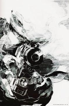 Metal Gear Solid - Yoji Shinkawa