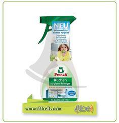 اسپری ضد قارچ و میکروب برای ابزار آشپزخانه Spray Bottle, Washer, Cleaning Supplies, Personal Care, Frog Cakes, Microwave, Countertop, Cleaning, Foods
