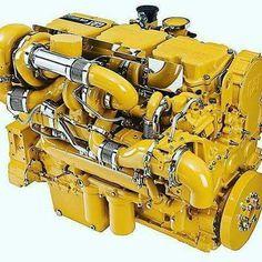 37 best cat engines images cat engines diesel engine truck engine rh pinterest com