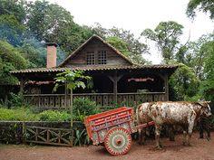 old_house / Casa tipica